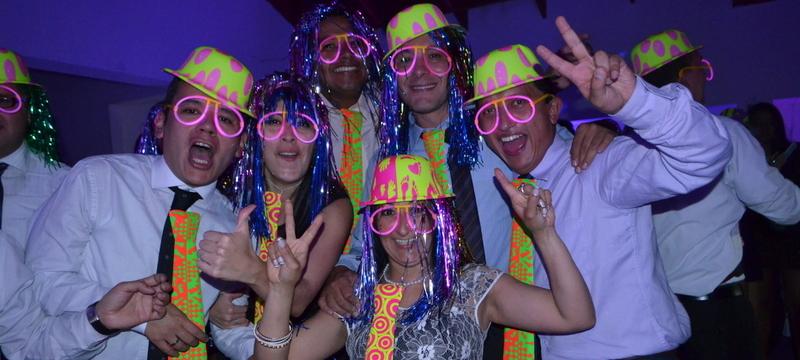 fiesta de cincuenta años