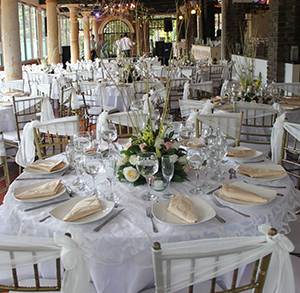 Decoraci n con flores naturales para bodas - Decoracion floral para bodas ...
