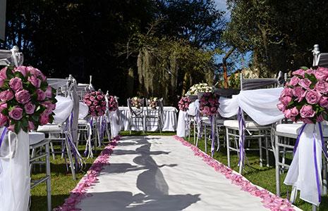tendencias de decoración de bodas campestre 2014