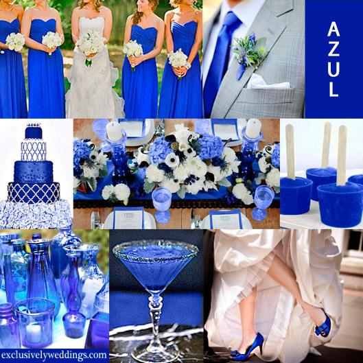 decoración de bodas en color azul |fiestaspremium
