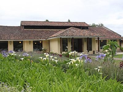 Hacienda El Salitre en Sopo