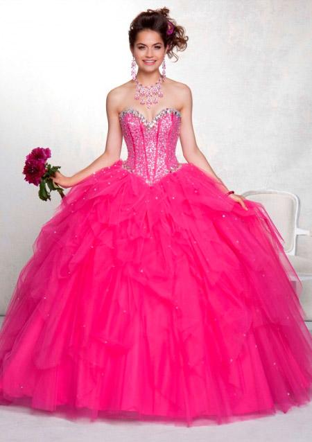 a99e9cbf2 Cómo Elegir el Color de tu Vestido de Quince Años - Fiestas Premium