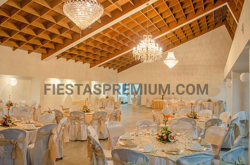 como decorar una fiesta de boda de noche | fiestaspremium